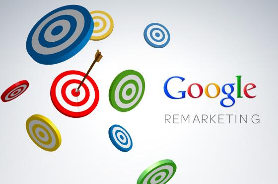 gestione campagne remarketing google