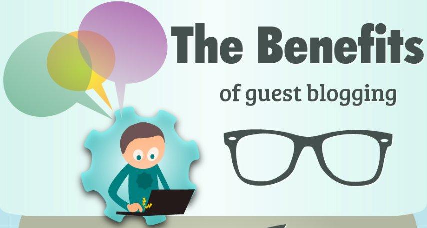 guest blogging per posizionarsi